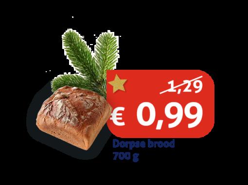 Dorpse brood