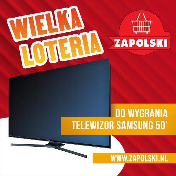 Loteria Wygraj Telewizor
